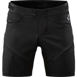 Cube Tour WS Baggy Shorts inkl. Innenhose, black - Radhose