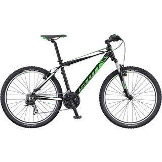 Scott Aspect 670 2016, black/green/white - Mountainbike