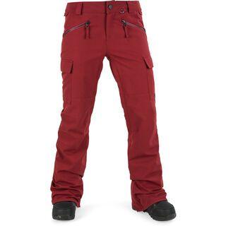 Volcom Robson Pant, deep red - Snowboardhose