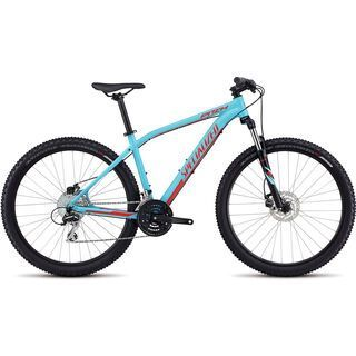 Specialized Pitch 650B 2017, blue/red - Mountainbike