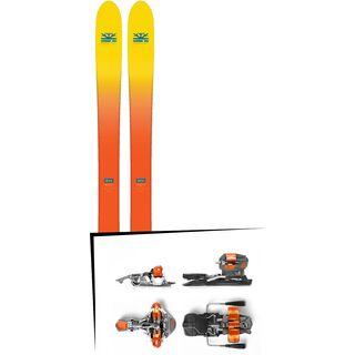 Set: DPS Skis Wailer F112 2017 + G3 Ion 10 (1716208)
