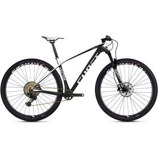 Ghost Lector WC.9 UC 2018, black/white - Mountainbike