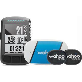 Wahoo Fitness Elemnt Bolt GPS Fahrradcomputer Bundle