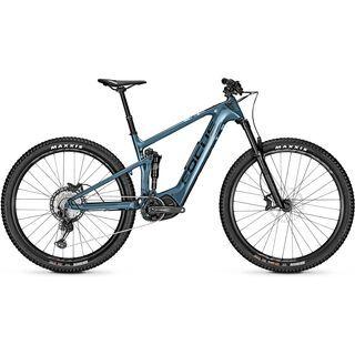 Focus Jam² 9.8 Nine 2020, heritage blue - E-Bike