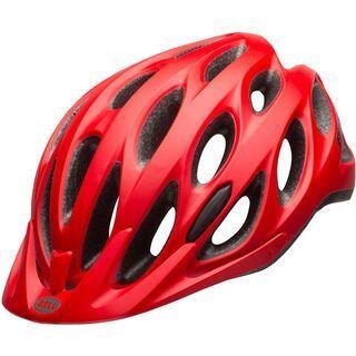Bell Tracker, matte red - Fahrradhelm
