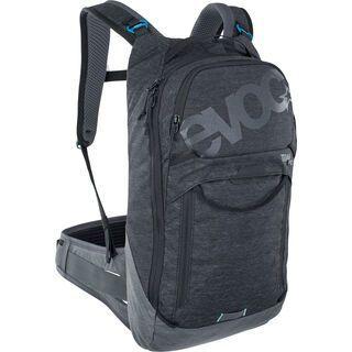 Evoc Trail Pro 10 - S/M black/carbon grey