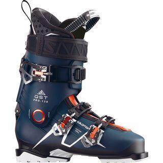 Salomon QST Pro 120, blue/black/orange - Skiboots