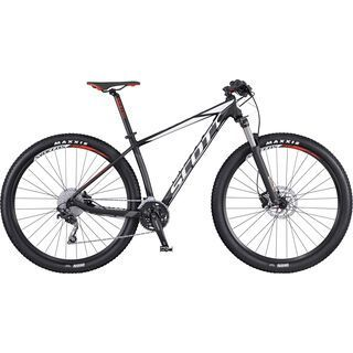Scott Scale 770 2016, black/white/red - Mountainbike