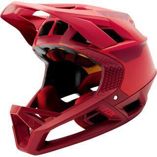 Fox Proframe Helmet quo bright red