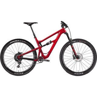Santa Cruz Hightower 1.0 CC X01 29 2016, sriracha/red - Mountainbike