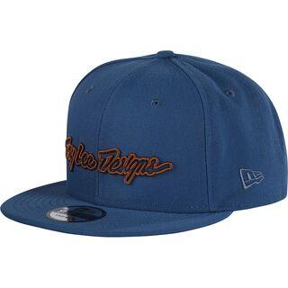 TroyLee Designs Classic Signature New Era Hat, slate - Cap