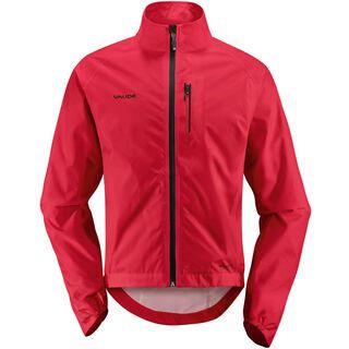 Vaude Mens Realto Jacket, red - Radjacke
