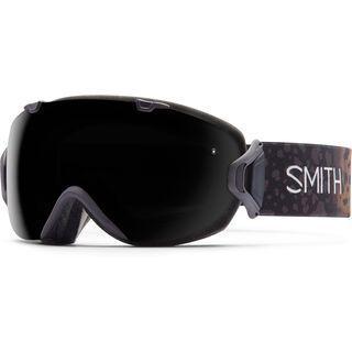 Smith I/Os + Spare Lens, elena safari/blackout - Skibrille