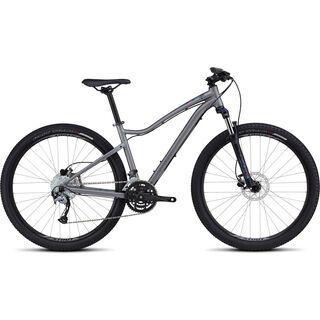 Specialized *** 2. Wahl *** Jynx Comp 650b | Größe XS // 33 cm 2016, grey/fuschia - Mountainbike
