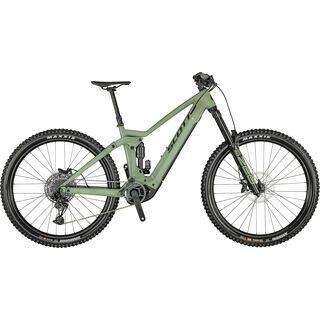 Scott Ransom eRide 920 land green/black 2021