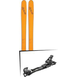 Set: DPS Skis Wailer 99 2017 + Tyrolia Adrenalin 13 (1715217S)
