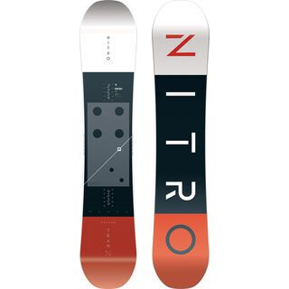 Nitro Future Team 2020 - Snowboard
