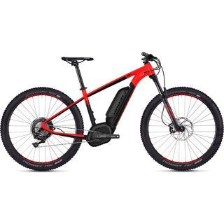 Ghost Hybride Teru B7.7+ AL 2018, neon red/black - E-Bike
