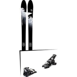 Set: Icelantic Sabre 89 2018 + Tyrolia Attack² 14 AT solid black