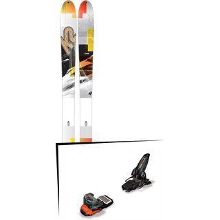 K2 SKI Set: Talkback 96 2016 + Marker Lord S.P.14