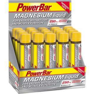 PowerBar Magnesium liquid - Citrus (Box) - Energy Shot