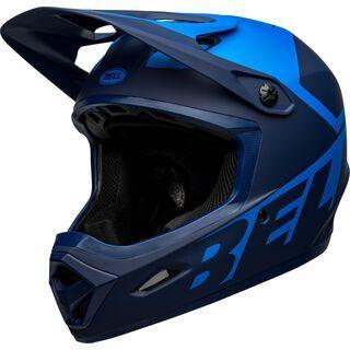 Bell Transfer, matte blue/dark blue - Fahrradhelm