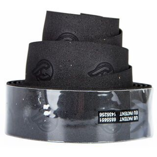 Cinelli Gel Cork Ribbon, black - Lenkerband
