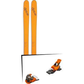 Set: DPS Skis Wailer 99 2017 + Tyrolia Attack 16 (1715200)
