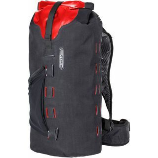 Ortlieb Gear-Pack 25 L, black-red - Rucksack