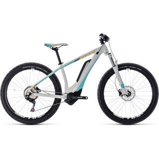 Cube Access Hybrid Pro 500 29 2018, white´n´blue - E-Bike