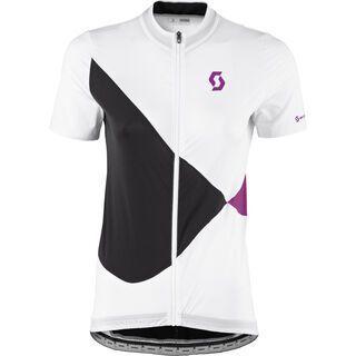 Scott Endurance 10 S/SL Women's Shirt, white/black - Radtrikot