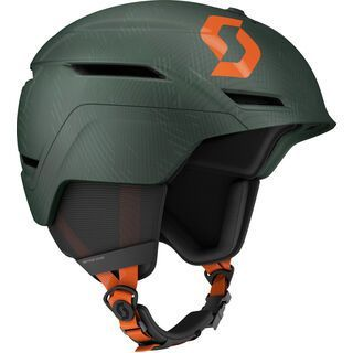 Scott Symbol 2 Plus sombre green/pumpkin orange