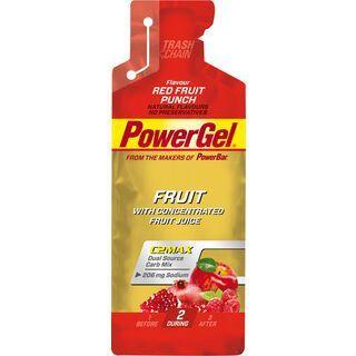 PowerBar PowerGel Fruit - Red Fruit Punch - Energie Gel