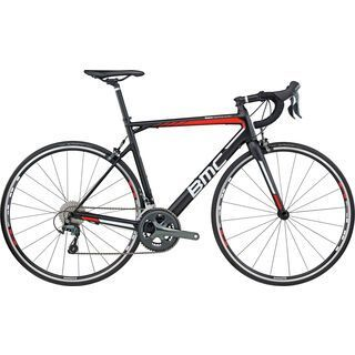 BMC Teammachine SLR03 Tiagra 2017, black red - Rennrad