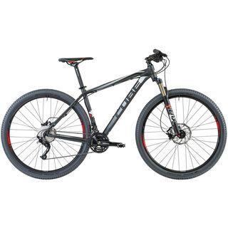 Cube LTD SL 29 2013, grey flashred - Mountainbike