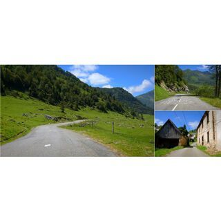 Tacx Real Life Video - Pyrenäen Etappe 2 (Frankreich) - DVD