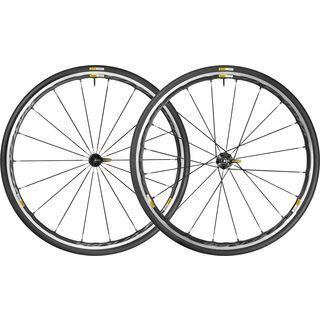 Mavic Ksyrium Elite, black - Laufradsatz