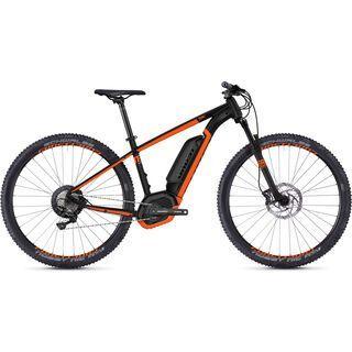 Ghost Hybride Teru B5.9 AL 2018, black/neon orange - E-Bike