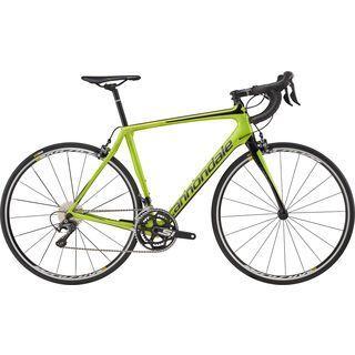 Cannondale Synapse Carbon Ultegra 2017, green/black - Rennrad
