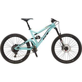 GT Sanction Expert 2018, turquoise/black - Mountainbike