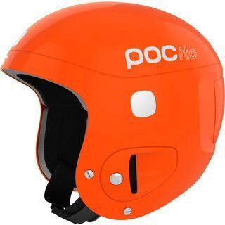 POC POCito Helmet, fluorescent orange - Skihelm