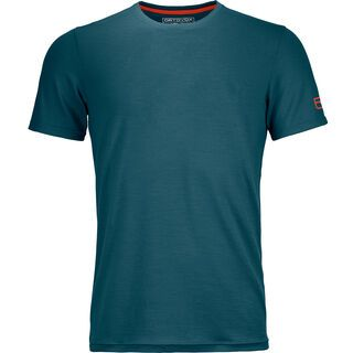 Ortovox 150 Cool Clean T-Shirt M, mid aqua - Funktionsshirt