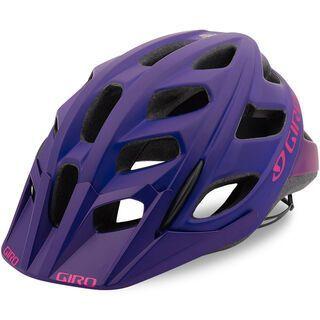Giro Hex, purple/pink - Fahrradhelm