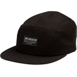 Specialized New Era 5 Panel Hat Specialized black