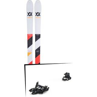 Set: Völkl VTA 88 Lite 2019 + Marker Alpinist 9 black/titanium
