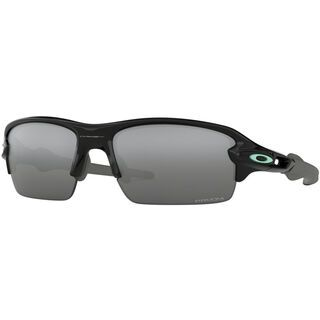 Oakley Flak XS Prizm, polished black/Lens: prizm black - Sportbrille