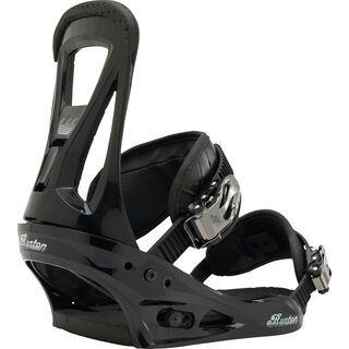 Burton Freestyle 2017, black - Snowboardbindung