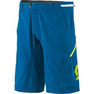 Scott Trail 10 ls/fit Shorts, mykonos blue/tender green - Radhose