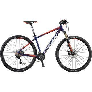 Scott Aspect 900 2016, blue/white/red - Mountainbike