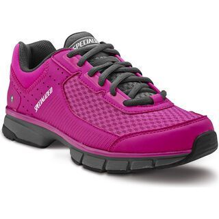 Specialized Women's Cadette, bright pink/teal - Radschuhe